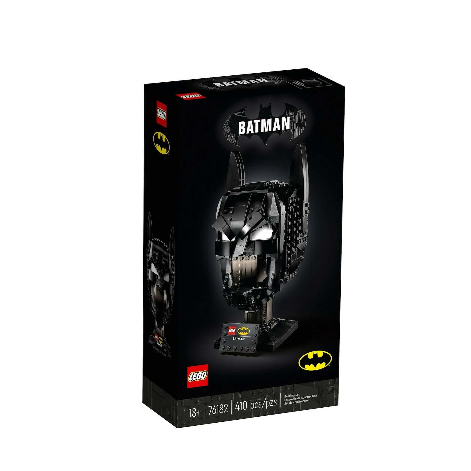 Lego Super Heroes: Batman Cowl 76182
