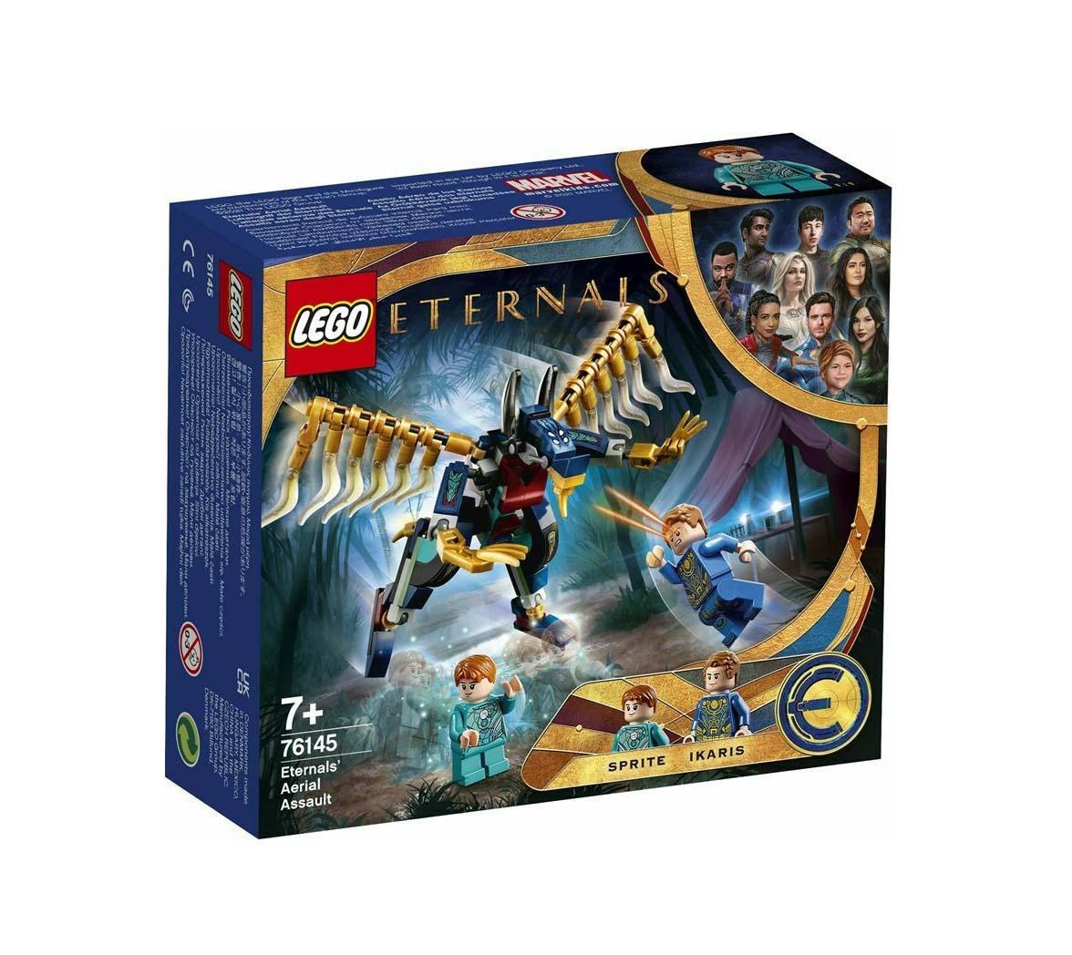 Lego : Eternals' Aerial Assault 76145