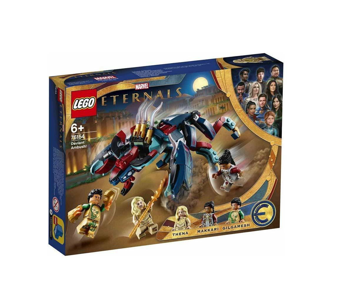 Lego : Deviant Ambush! 76154