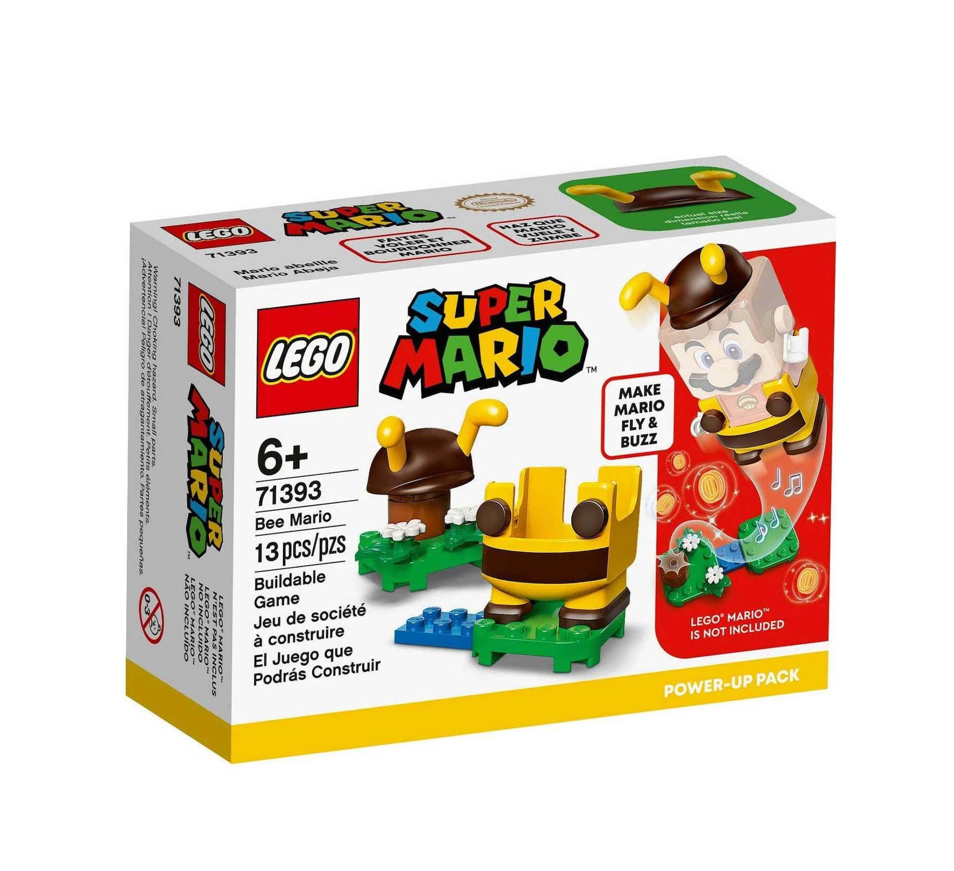 Lego Super Mario: Bee Mario 71393