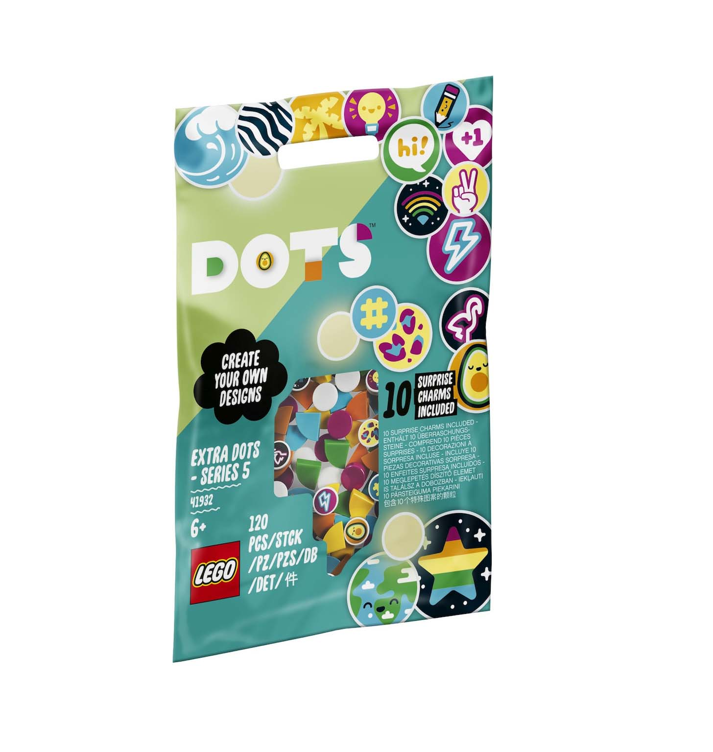 Lego Dots: Extra Dots Series 5 41932