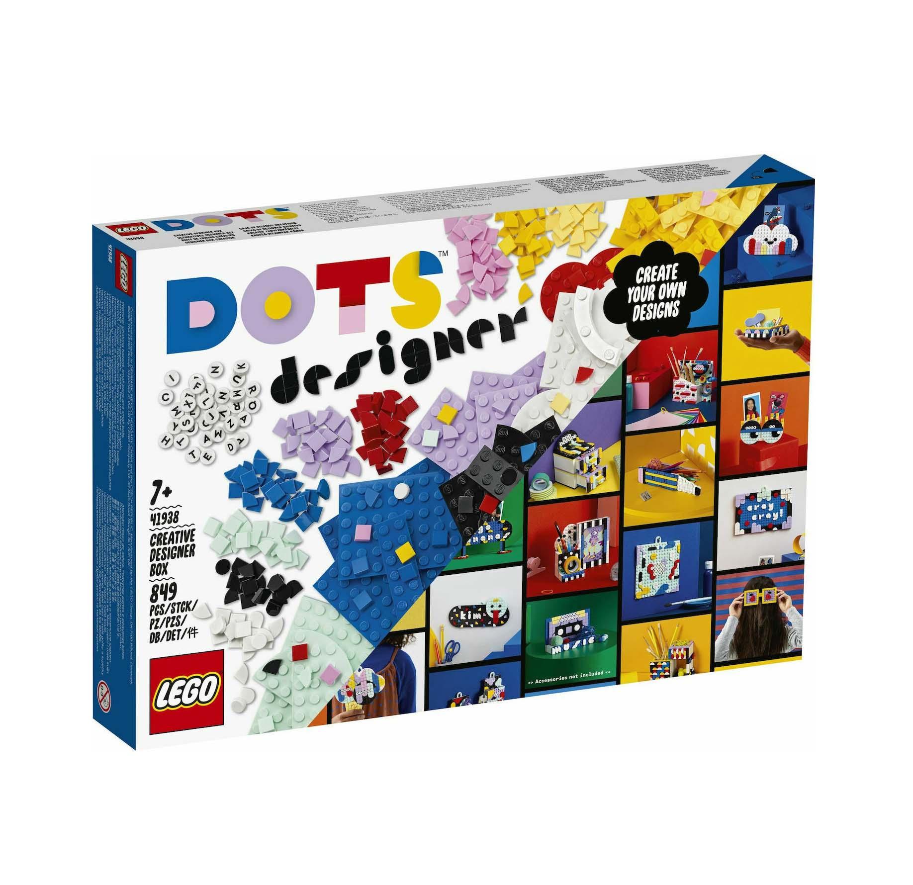 Lego Dots: Creative Designer Box 41938