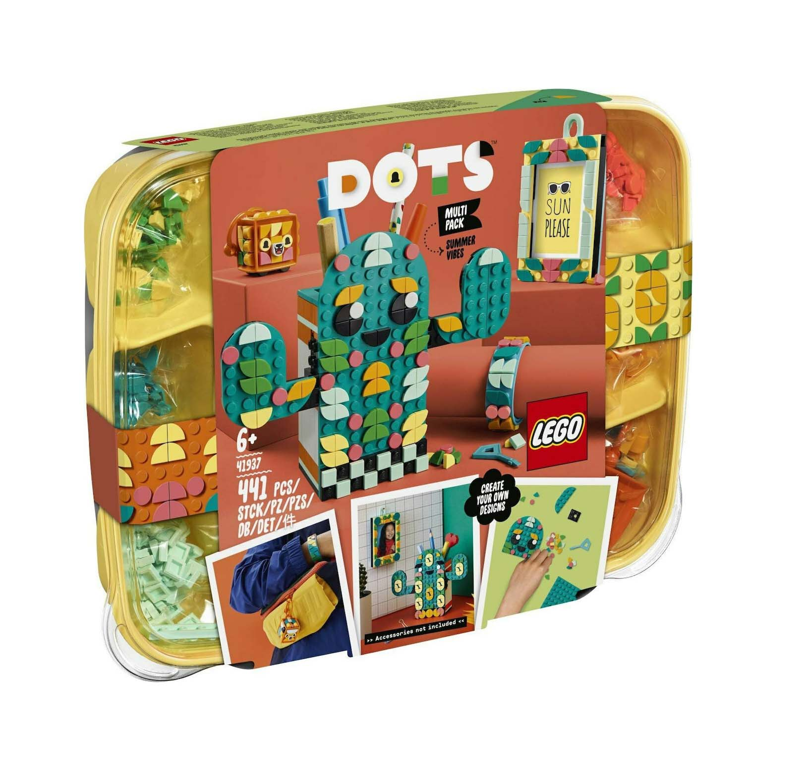 Lego Dots: Multi Pack Summer Vibes 41937