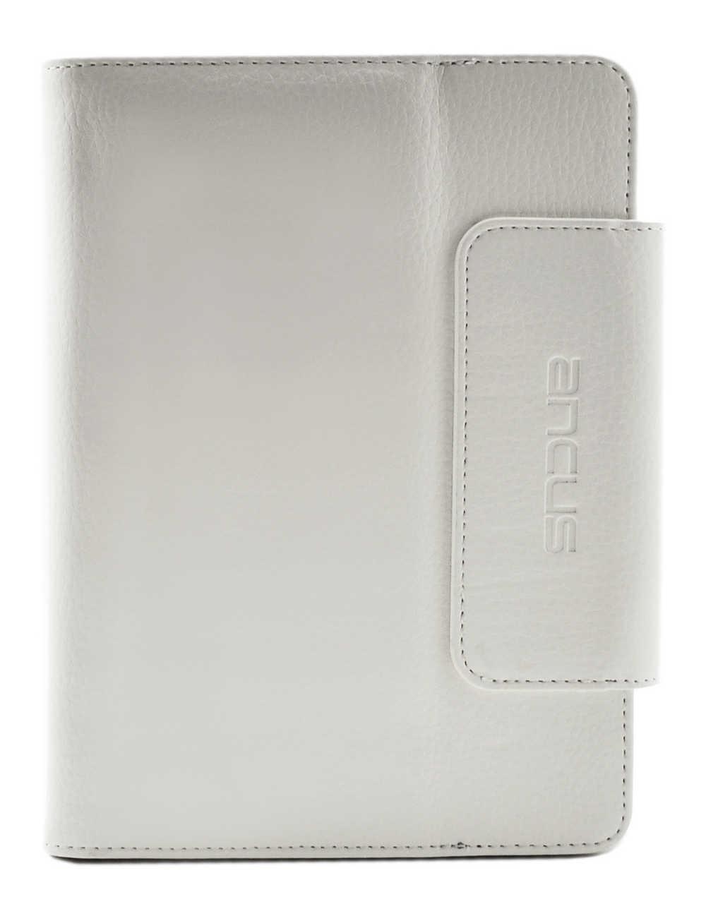 Θήκη Book Ancus Teneo Universal για Tablet 9'' - 10.1'' Ίντσες Λευκή (26 cm x 19 cm)