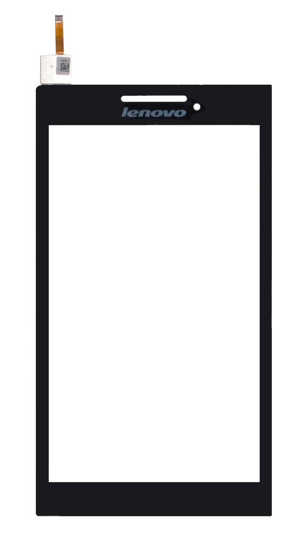 Μηχανισμός Αφής Lenovo Tab 2 A7-10 Μαύρο Original χωρίς Κόλλα