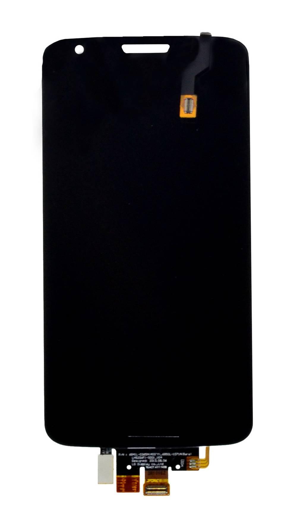 Οθόνη & Μηχανισμός Αφής LG G2 D802 Μαύρο χωρίς Πλαίσιο OEM Type A