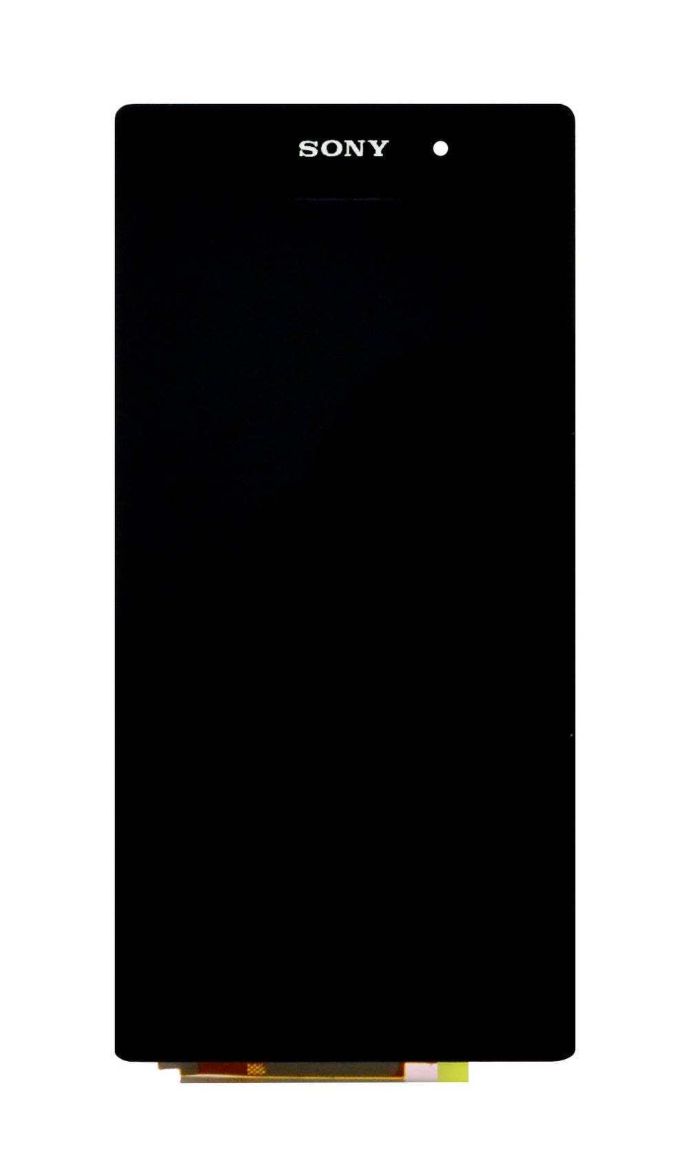 Γνήσια Οθόνη & Μηχανισμός Αφής Sony Xperia Z2 Μαύρο χωρίς Πλαίσιο
