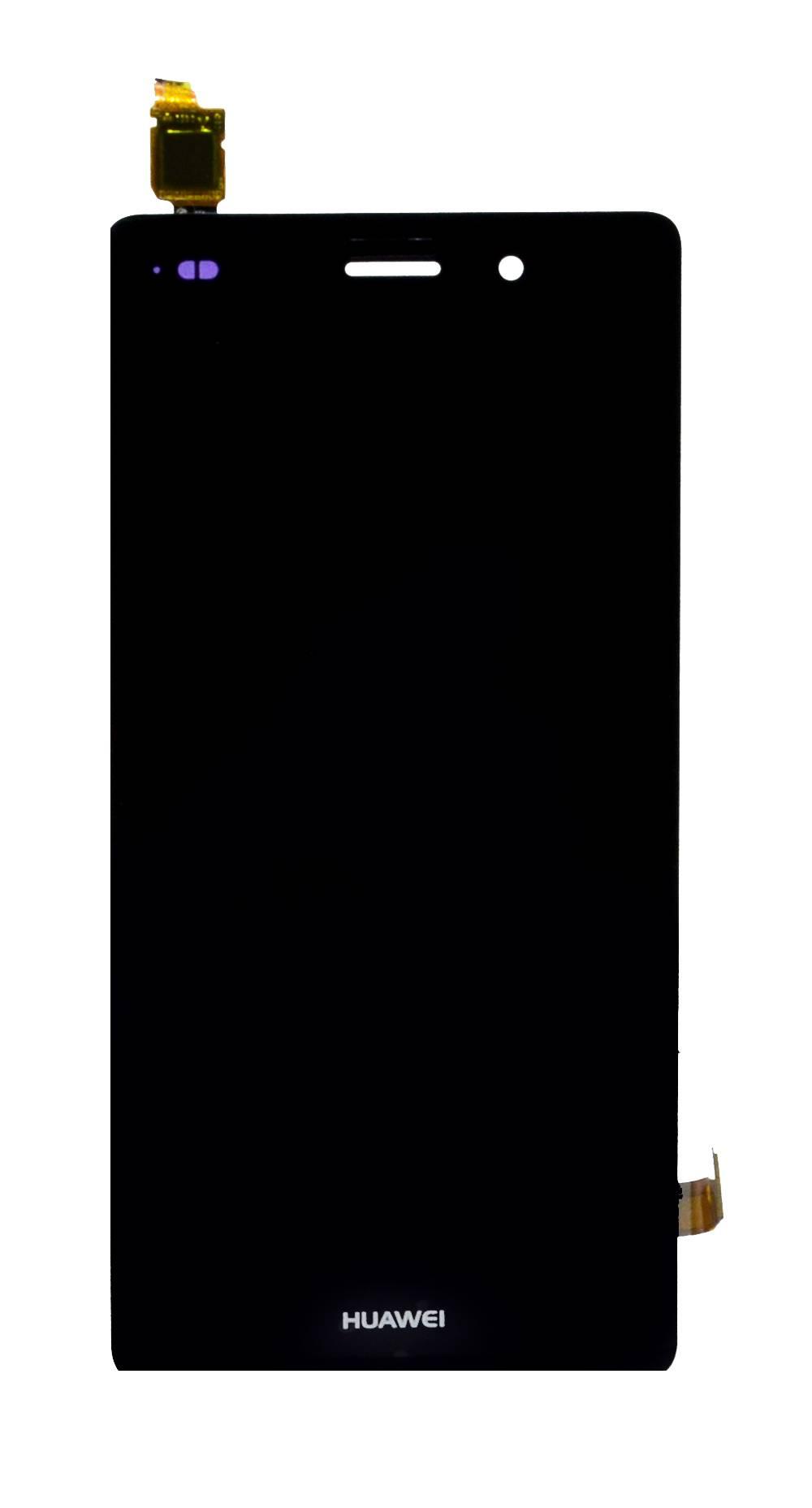 Γνήσια Οθόνη & Μηχανισμός Αφής Huawei Ascend P8 Lite Μαύρο χωρίς Πλαίσιο