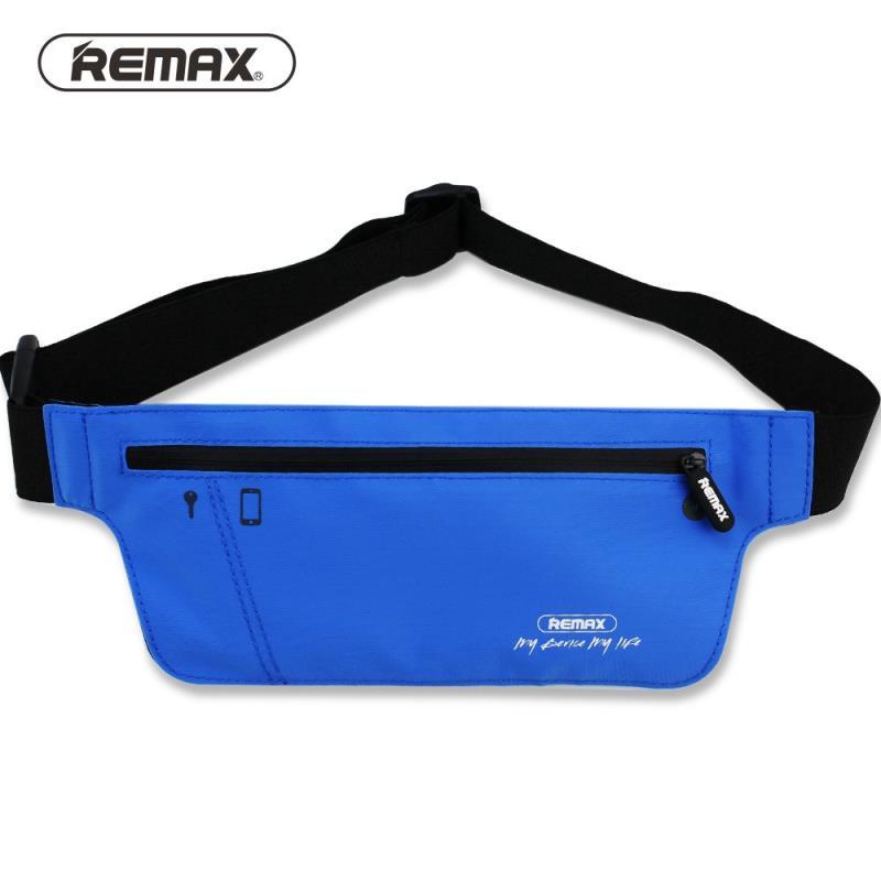 Sport Waist Band Remax Blue 230134