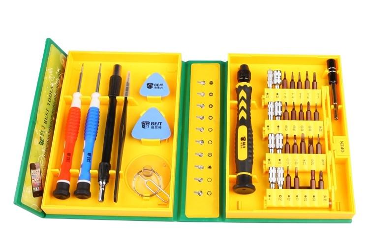 BEST Repair Tool kit BST-8922, Κασετίνα, 38 τεμ. - BEST 10204