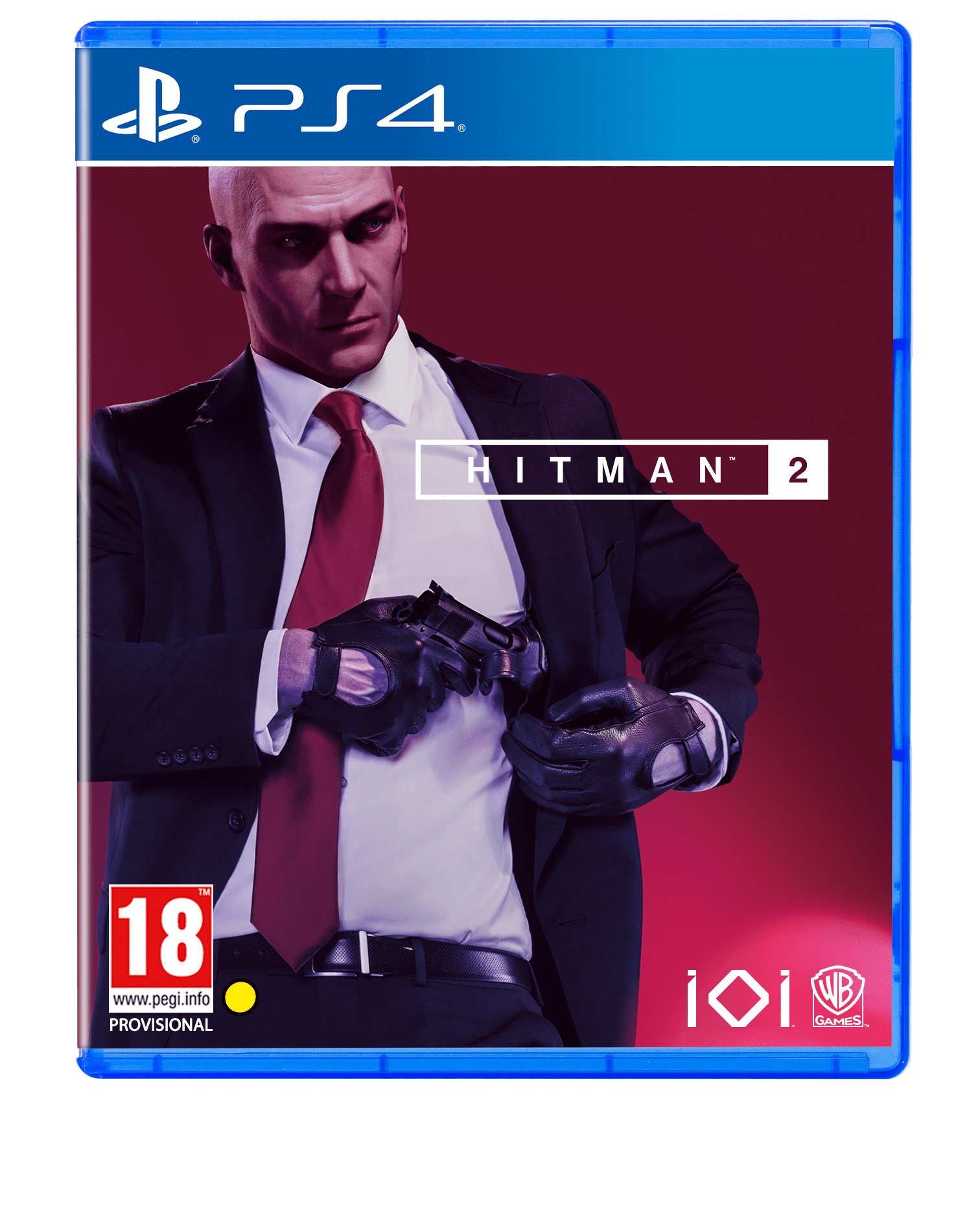 HITMAN 2 PS4 - Warner 1.12.74.05.007