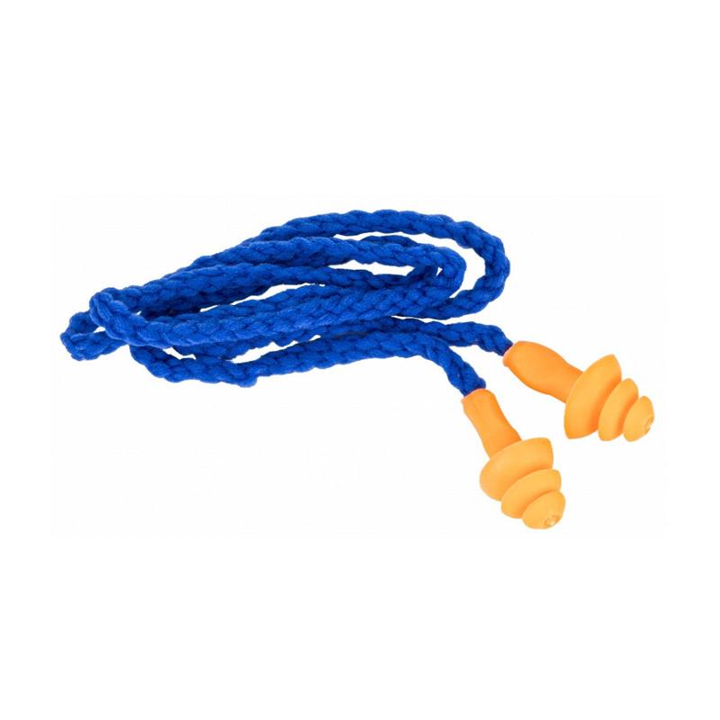 Ωτοασπίδες Με Κορδόνι για Προστασία Ακοής POWERMAT PM-ZDU-1M - PM-ZDU-1M