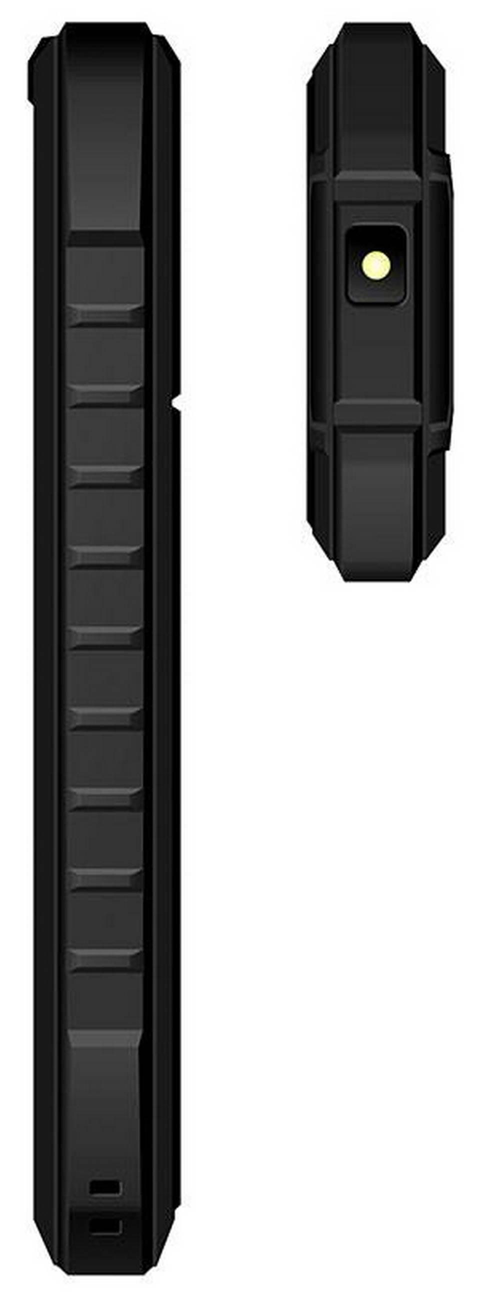 "Maxcom Strong MM916 3G (Dual Sim) 2.4"" Water-dust proof IP67 με Bluetooth, Φακό, Ραδιόφωνο και Κάμερα Μαύρο"