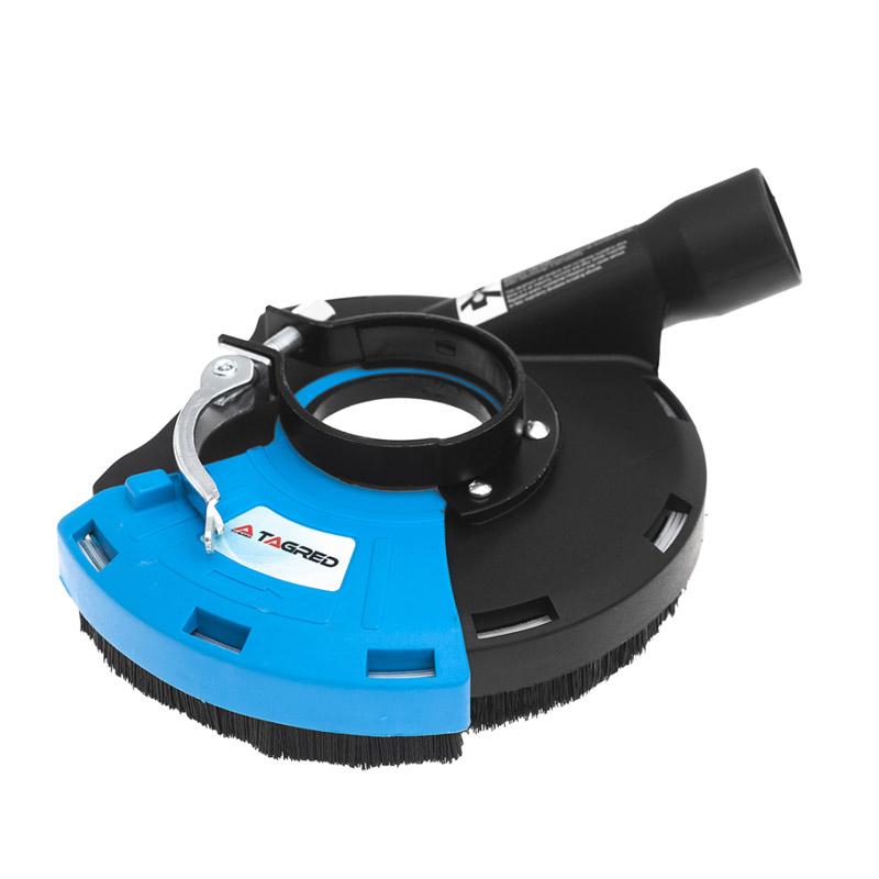 Εξάρτημα Εξαγωγής Σκόνης Γωνιακών Τροχών 115 -125 mm TAGRED TA1113 - TA1113