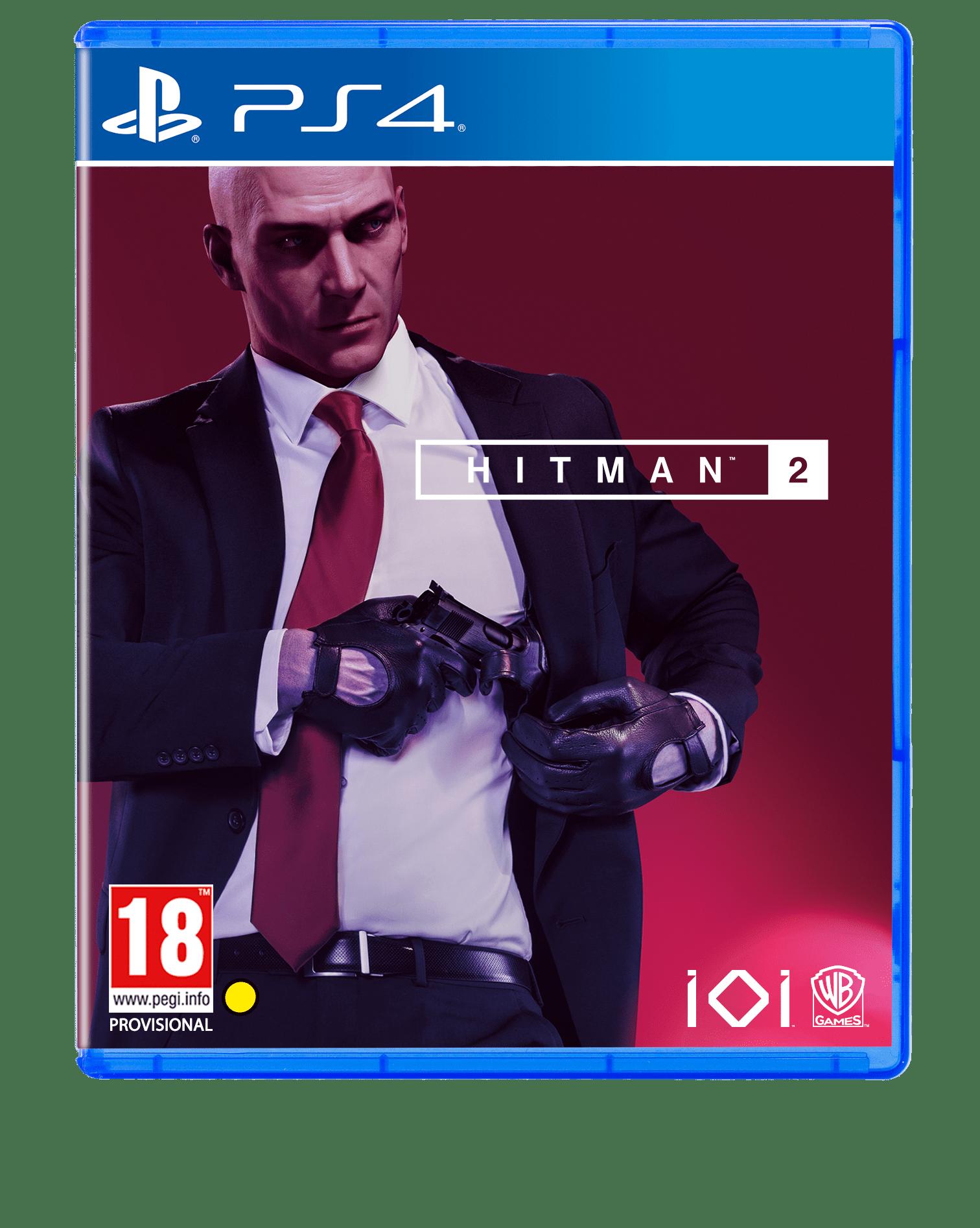 HITMAN 2 PS4 - Warner 1.12.74.05.007