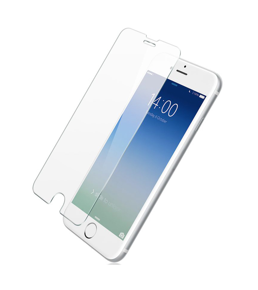 POWERTECH Tempered Glass 9H(0.33MM), για iphone 7 - POWERTECH 19009