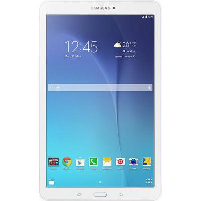 "Samsung Galaxy Tab E T561 9,6"" 3G 8GB White EU"