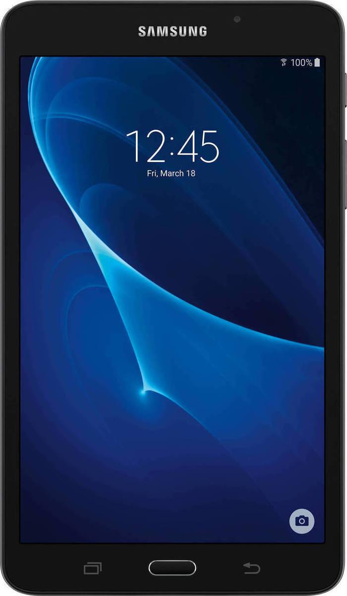 """Samsung Galaxy Tab A T285 (2016) 7.0"""" 4G 8GB Black EU"""