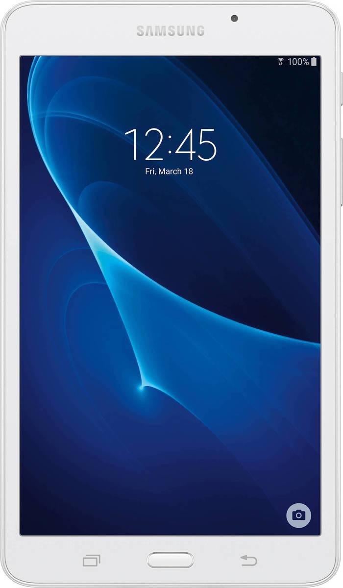 "Samsung Galaxy Tab A T285 (2016) 7.0"" 4G 8GB White EU"