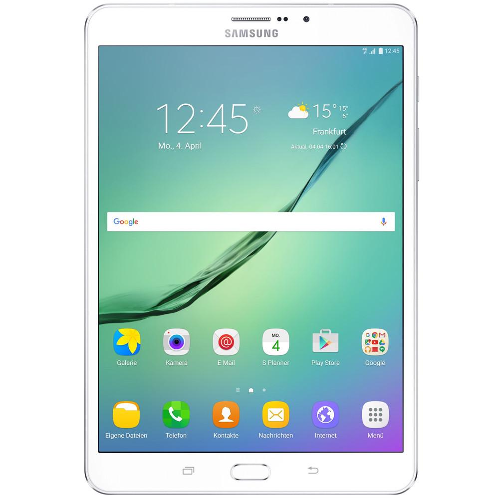 "Samsung Galaxy Tab S2 T719 (2016) 8.0"" 4G 32GB White EU"