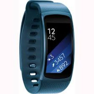 Samsung Gear Fit 2 R360 Small Blue EU