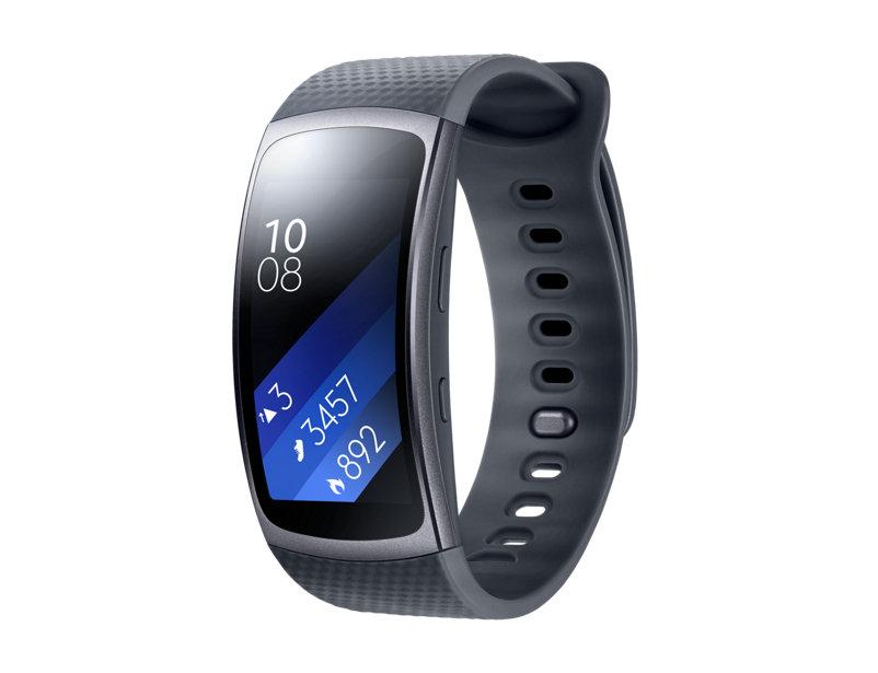 Samsung Gear Fit 2 R360 Small Dark Grey EU