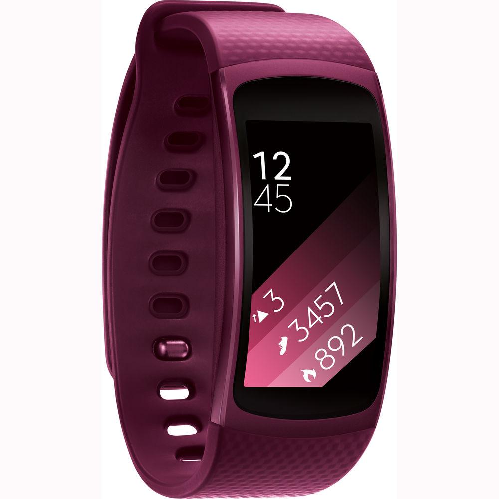Samsung Gear Fit 2 R360 Large Pink EU