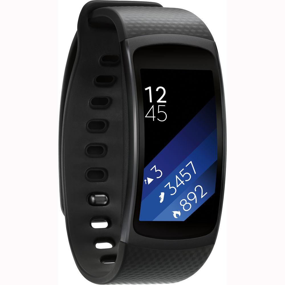 Samsung Gear Fit 2 R360 Large Black EU