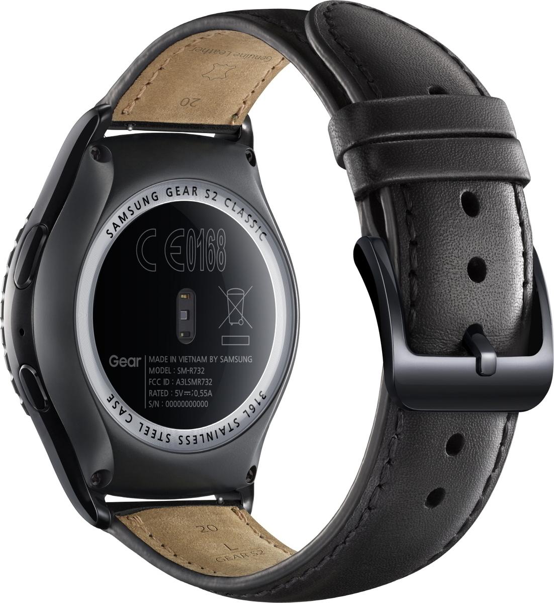 Samsung Gear S2 Classic R7320 Black EU