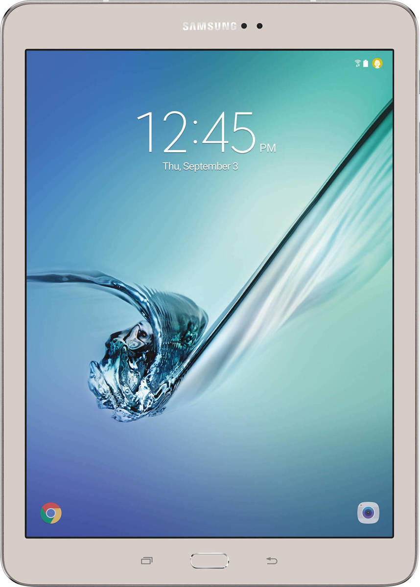 "Samsung Galaxy Tab S2 T813 (2016) 9.7"" 32GB Gold EU"
