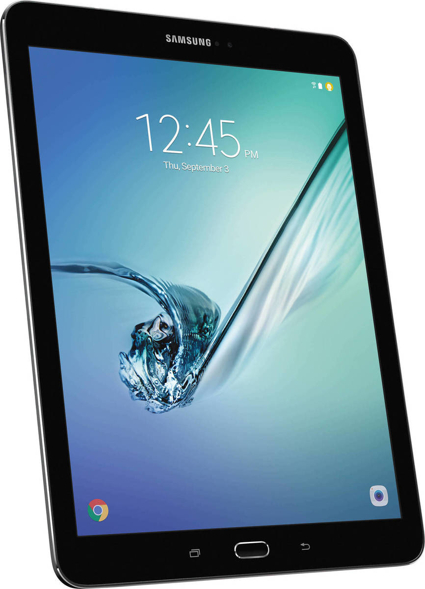 "Samsung Galaxy Tab S2 T813 (2016) 9.7"" 32GB Black EU"