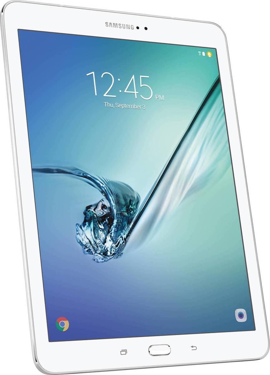 """Samsung Galaxy Tab S2 T813 (2016) 9.7"""" 32GB White EU"""