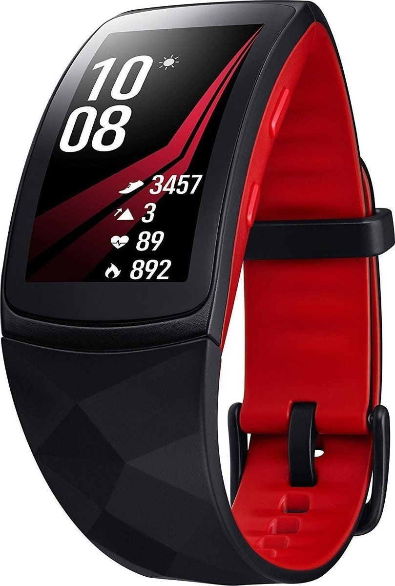 Samsung Gear Fit 2 Pro R365 Large Red