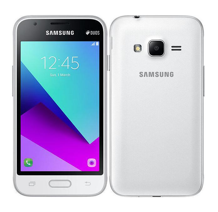Samsung Galaxy J1 Mini Prime J106 Dual 8GB White Πληρωμή έως 12 δόσεις
