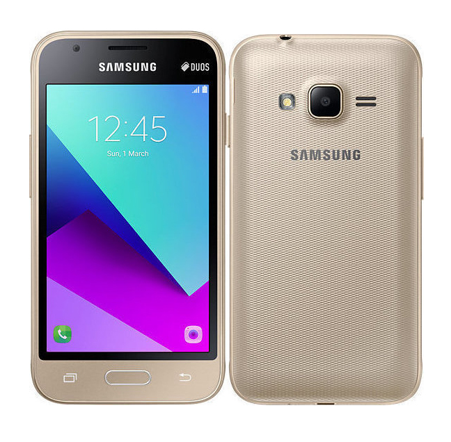Samsung Galaxy J1 Mini Prime J106 Dual 8GB Gold Πληρωμή έως 12 δόσεις