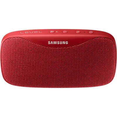 Samsung Level Box Slim Bluetooth Ηχείο Red