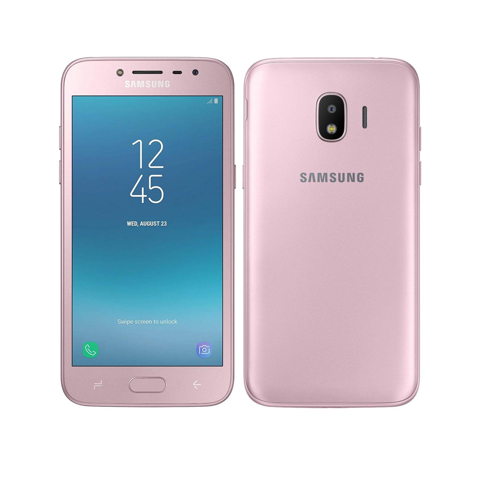 Samsung Galaxy Grand Prime Pro 2018 J250 Dual 16GB Pink Πληρωμή έως 12 δόσεις