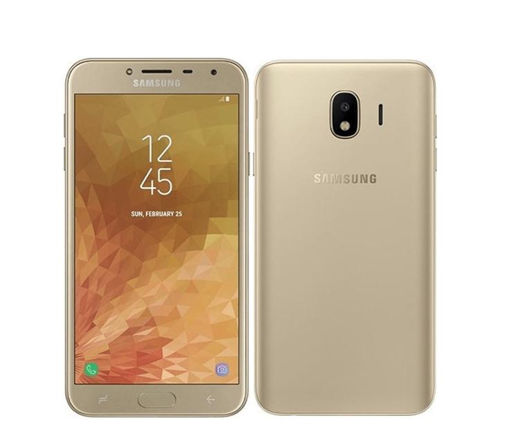 Samsung Galaxy J4 2018 J400 Dual 32GB Gold Πληρωμή έως 12 δόσεις