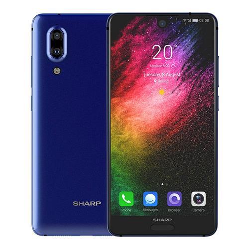 Sharp Aquos S2 FS8010 Dual 64GB Blue Πληρωμή έως 24 δόσεις