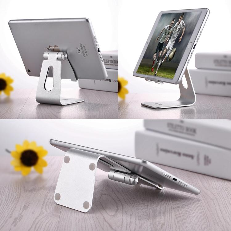 HAWEEL Μεταλλική Βάση Για Κινητό Τηλέφωνο Aluminum Pivot Desktop Phone Holder
