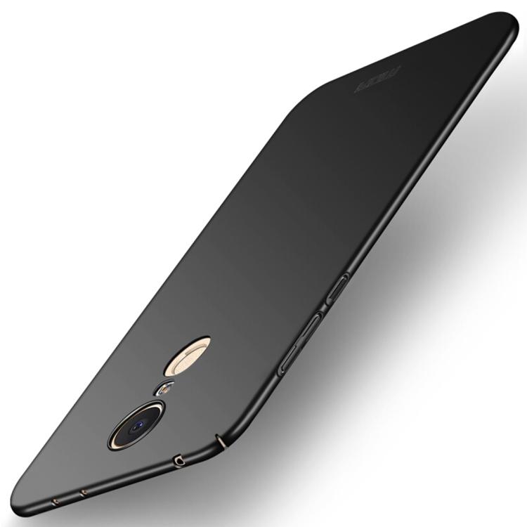 Θήκη MOFI PC Ultra-thin για Xiaomi Redmi 5 Plus Μαύρη