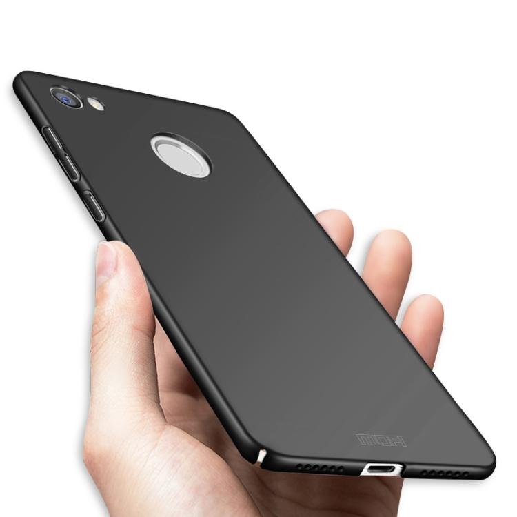 Θήκη MOFI PC Ultra-thin για Xiaomi Redmi Note 5A Pro / Prime Μαύρη