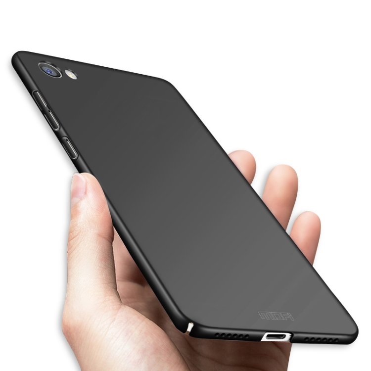 Θήκη MOFI PC Ultra-thin για Xiaomi Redmi Note 5A Standard Μαύρη