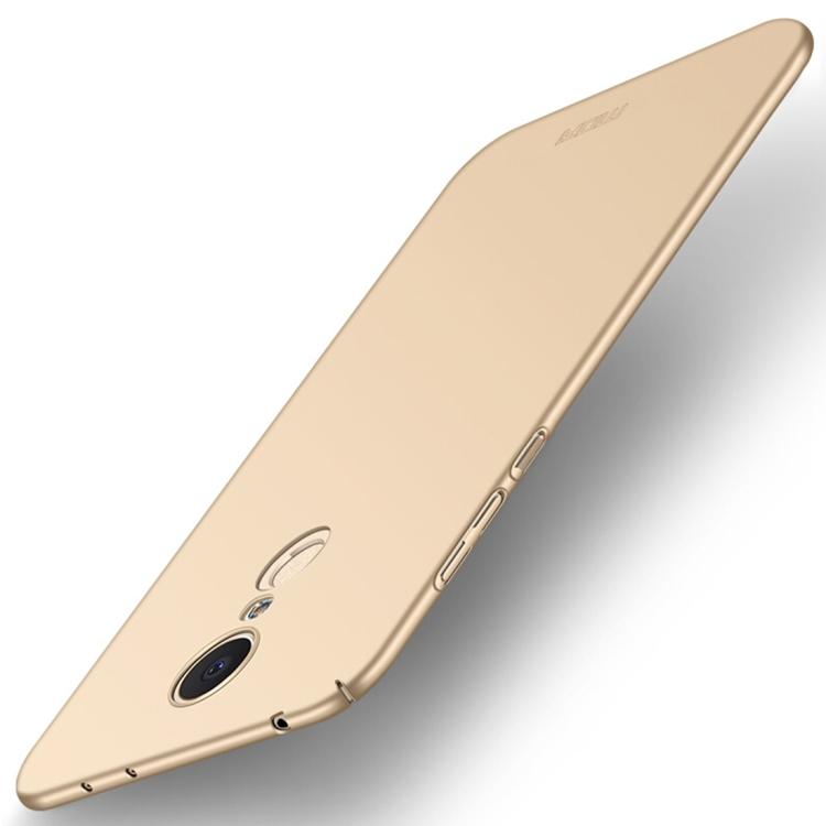 Θήκη MOFI PC Ultra-thin για Xiaomi Redmi 5 Plus Χρυσή