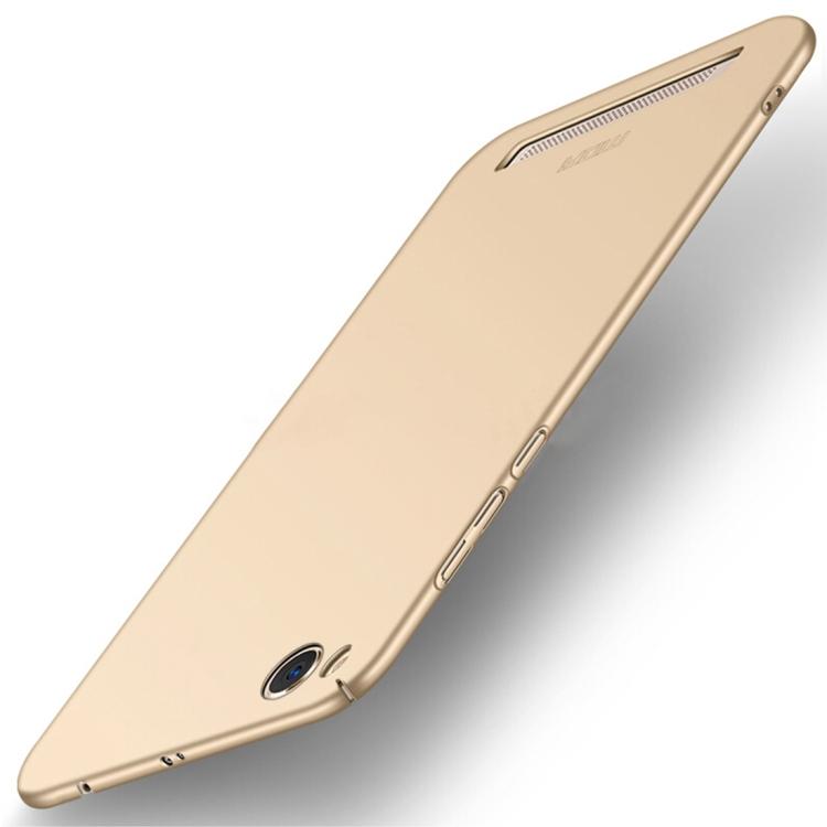 Θήκη MOFI PC Ultra-thin για Xiaomi Redmi 5A Χρυσή