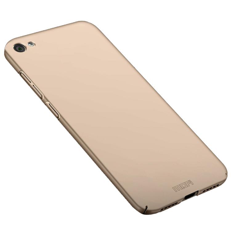 Θήκη MOFI PC Ultra-thin για Xiaomi Note 5a Standard Χρυσή