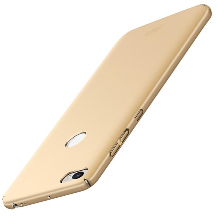 Θήκη MOFI PC Ultra-thin για Xiaomi Max 2 Χρυσή