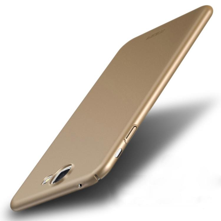 Θήκη MOFI PC Ultra-thin για Samsung A3 2017 A320  Χρυσή