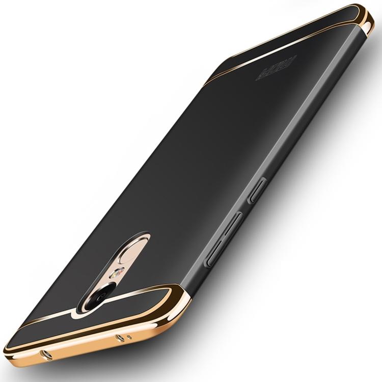 Θήκη MOFI Three - Paragraph Shield Full Cover Για Xiaomi Redmi Note 4 Μαύρη