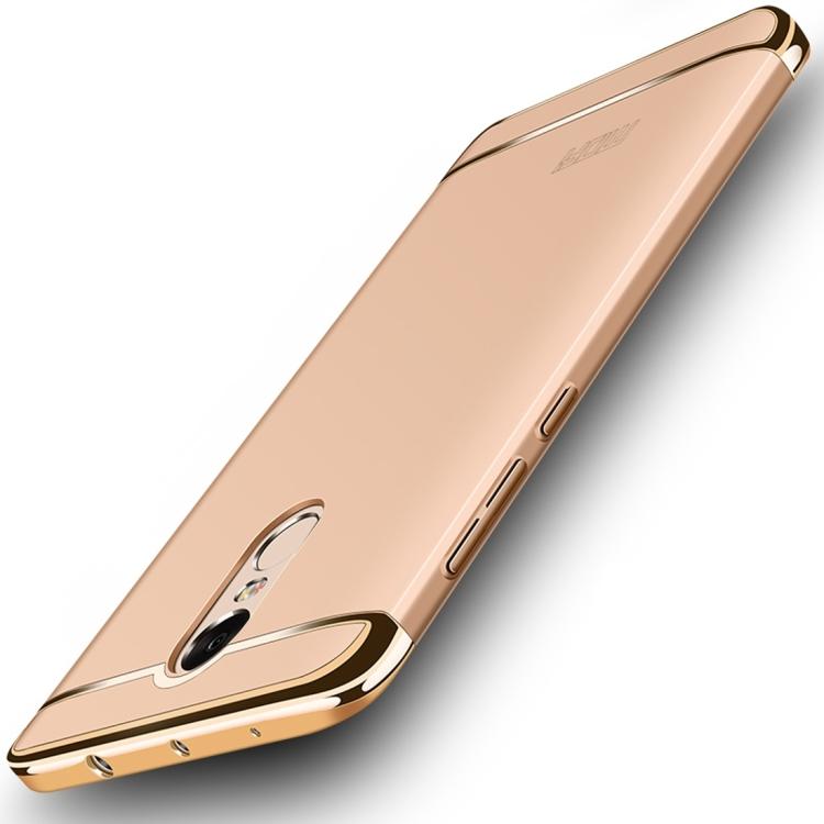 Θήκη MOFI Three - Paragraph Shield Full Cover Για Xiaomi Redmi Note 4 Χρυσή